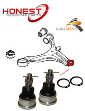 For HONDA CIVIC 2001-2006 FRONT LOWER SUSPENSION WISHBONE ARM BALLJOINTS X2 ONLY