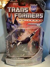 2008 Transformers Universe Autobot Decepticon Cyclonus Sealed Moc