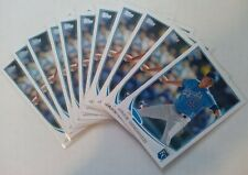 Jake Odorizzi lot of 11 2013 Topps Rookie cards. See Description