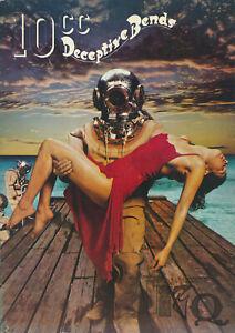 10CC - Deceptive Bends - 1977 [UK] - Programme