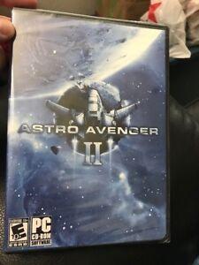 Astro Avenger II PC CD-ROM Game New!!!