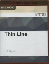 THIN LINE (Jack Noble 3) by L. T. Ryan ~ Unabridged MP-3 CD Audiobook