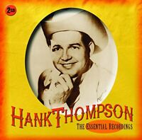 Hank Thompson - The Essential Recordings [CD]