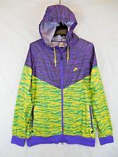 07e3ac216e72 Rare Nike Windrunner Mens 2XL XXL Jacket Tiger Stripe Transparent
