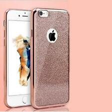 New Bling Silicone Glitter ShockProof Case Cover For Apple iPhone X 6S 7 8 Plus