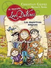 Las deportivas mágicas / The Magic Shoes (El pequeño Leo da Vinci) (Spanish Edit