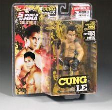 Cung Le UFC Action Figure NIB Round 5 NIP Ultimate Fighting MMA Series 4