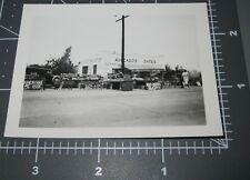 Avocado Store Road Side Stand Date Early Spanish Style Building Vintage PHOTO