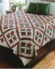 North Carolina Lily Quilt Pattern Pieced LP
