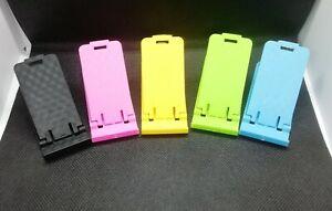 Universal Smartphone Handy Halter Ständer Faltbar Klappbar ToGo