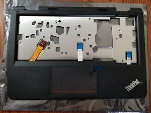 NEW/OEM Lenovo ThinkPad 11e Chromebook Palmrest TouchPad 01AV970, 01YT003