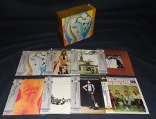 ERIC CLAPTON JAPAN MINI LP 9 CD + DISK UNION PROMO BOX RARE OOP FREE SHIP