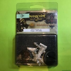 As NEW WarMachine Protectorate of MENOTH, Choir Acolytes Troops PIP32006 Lot 2