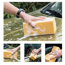 2pcs/lot Household Cleaning Brush Car Wash Sponge Water Absorpt Washing Tool