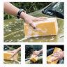 2pcs Haushalt Reinigungsbürste Autowaschschwamm Wasser Absorbtion Waschen