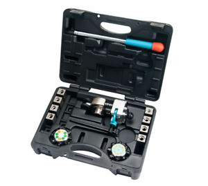 jimy Brake Line Flaring Tool- Dual 45/37 degree Set - Single, Bubble, Double
