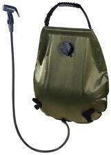 Campingdurchlauferhitzer camping ducha ducha de camping 10 litros calentador de agua