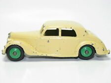DINKY TOYS N°40A VINTAGE Riley - GOOD CONDITION - Made in 1954-55