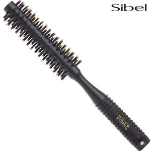 Sibel Classic 61 Professional Round Radial Hair Brush With Boar Bristles 30mm