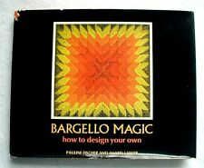BARGELLO MAGIC How to Design your Own FISCHER/LASKER 1972 Embroidery Hard Cover