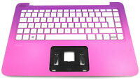 792792-031 HP Stream 13 UK Palmrest & Keyboard assembly Magenta