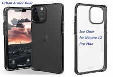URBAN ARMOR GEAR iPhone 12 Pro Max Case Cover Pylo Ice Clear UAG-IPH20LY-IC UAG!