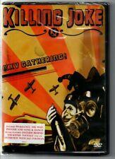 "KILLING JOKE - ""XXV GATHERING""  (NEW LIVE IN LONDON 2005 DVD W/ BONUS FEATURES)"