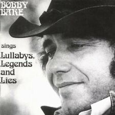 Bare, Bobby-Sings Lullabys, Legends & Lies CD NEW