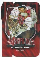 11/12 BETWEEN THE PIPES MASKED MEN 4 DIE-CUT MASK #MM-16 RAY EMERY *49589