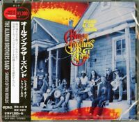 ALLMAN BROTHERS BAND-SHADES OF TWO WORLDS-JAPAN CD C41