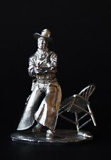 Old West: Tom Doniphon KIT Tin toy soldier 54 mm. metal