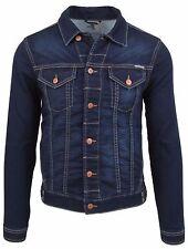 MAC Jeans Herren JOG'N JEANS Jacke JOG'N JACKET Men Sweat Denim Jacket Größe M