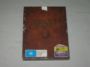 The Hobbit - An Unexpected Journey - Extended Edition - Region B - VGC - Blu Ray