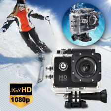 1080P Waterproof Sports Camera Action SJ4000 Mini DV Video Helmet DVR Cam UK
