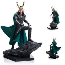 1/10 Scale Loki Statue Figure Figurine Fight Scenes The Thor 3 Hero Collection
