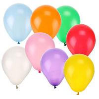 "50,100 PCS Birthday Wedding Baby Shower Party Decor Pearl Latex Balloons 5"""