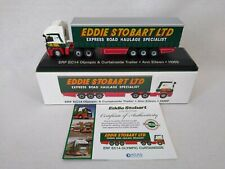 Eddie Stobart ERF EC14 Olympic & Curtainside Trailer Lorry Ann Eileen H069 1:76
