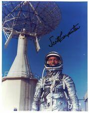 Scott Carpenter Mercury Astronaut Signed Photo