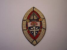 Custom Church Diocese Priest Bishop Vesica Seal Crest Vestment Mitre Stole Patch