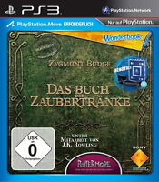 Wonderbook - Das Buch der Zaubertränke (Playstation 3)