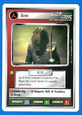 Star Trek CCG   DURAS  (Premier Unlimited )