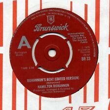 "HAMILTON BOHANNON-Bohannon's Beat UK 7"" EX Cond"