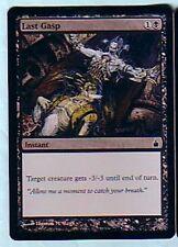 MTG 4X FOIL RAVNICA LAST GASP MINT MAGIC THE GATHERING CARD ENGLISH BLACK