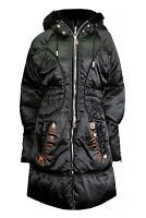 Authentic Galliano by John Galliano  down parka US 8   IT 44