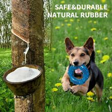 New listing 1 Dog Toys for Aggressive Chewers Indestructible Dog Chew Toys Rubber Tough Safe
