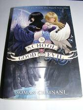 School Of Good & Evil by Soman Chainani PB Dark enchanting teen fantasy novel