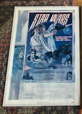 "Vintage Star Wars: A New Hope Poster (Style D, 30 x 40"")"