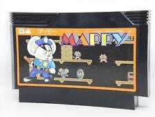 Famicom MAPPY Cartridge Only Nintendo Konami JAPAN Game fc
