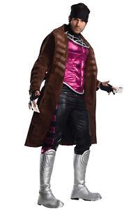 Marvel X-Men Gambit Adult  Costume