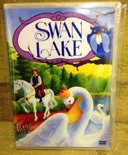SWAN LAKE (1981) DVD - DELUXE VERSION - ANIME